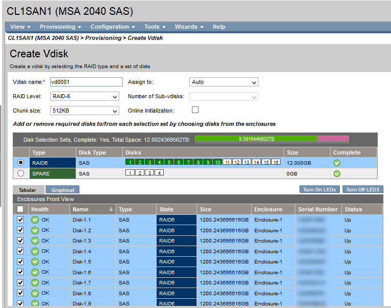 HP MSA 2040: an enterprise tier storage suitable also for SMBs