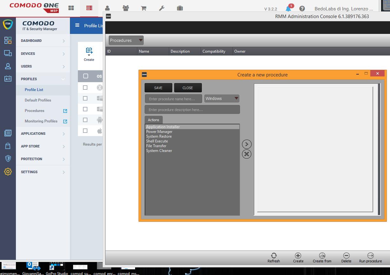 Comodo One: a complete and free platform for MSP