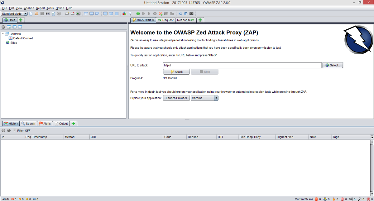 Owasp Zap A Powerful Tool To Discover Websites Vulnerabilities