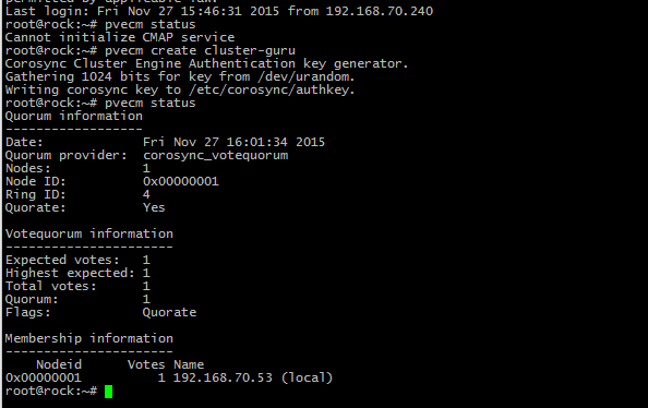HA, clusters and Containers for free with Proxmox VE 4 0
