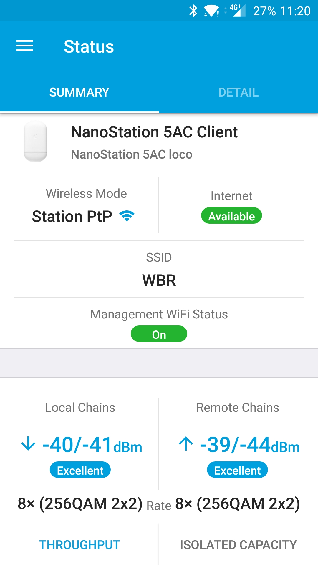 Ubiquiti NanoStation AC: easy point-to-point and multi-point