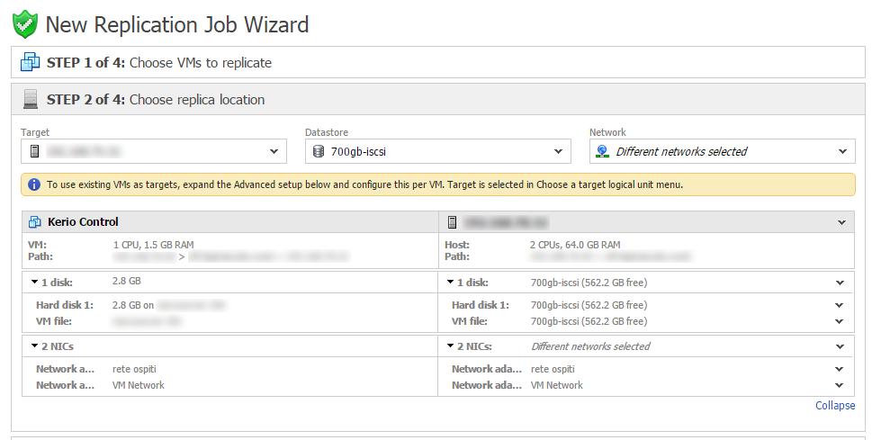 Virtual backup gets easy with Nakivo