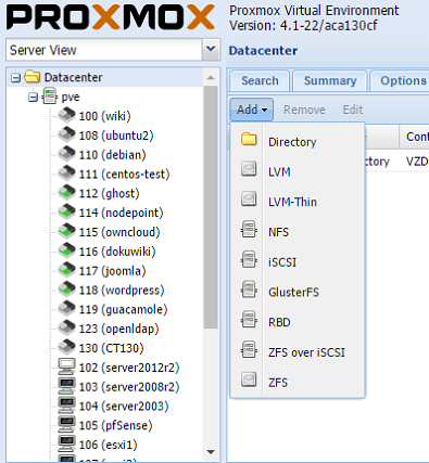 Proxmox 4 1: the challenge to vSphere goes on