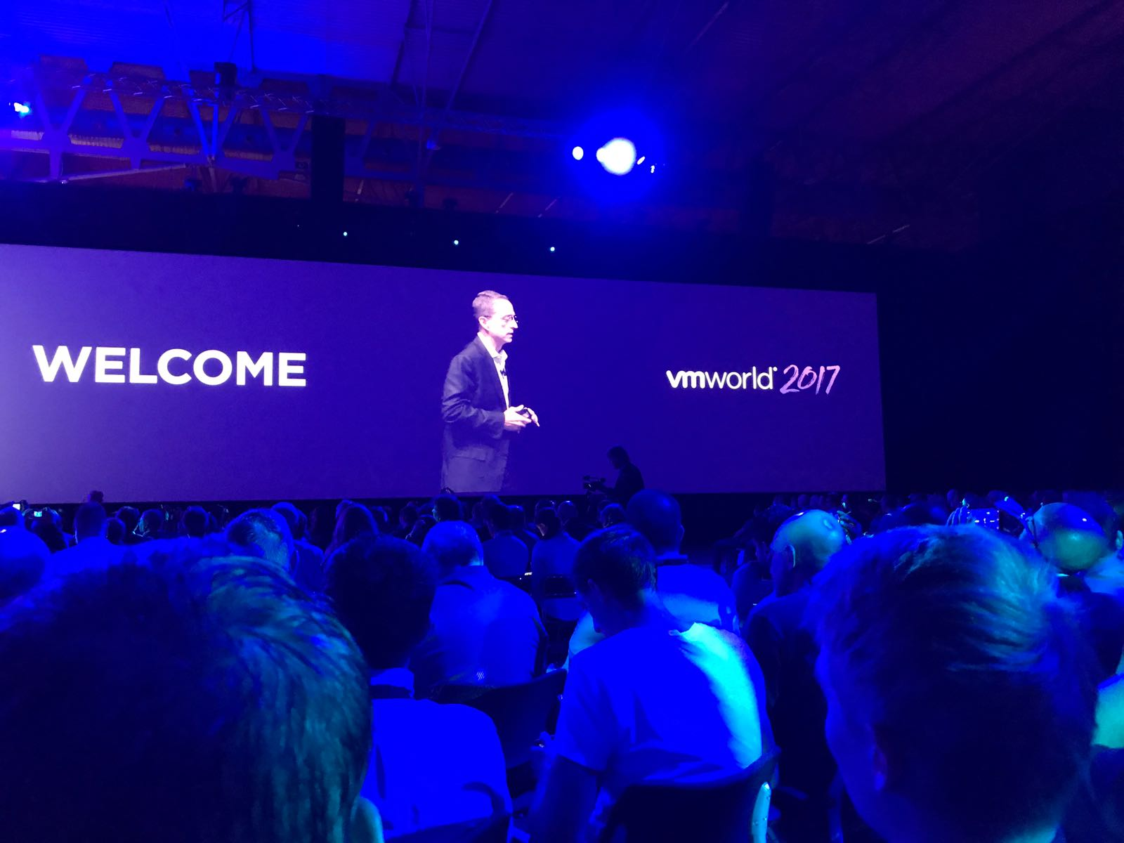 welcome vmworld